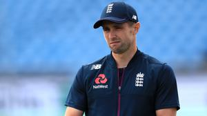 Chris Woakes remains committed to the England cause (Mike Egerton/PA)