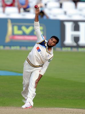 Rashid has played for Yorkshire since he was 11 (Simon Cooper/PA)