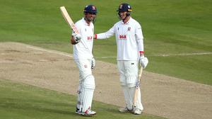 Sir Alastair Cook was in imperious form at Lord's (Steven Paston/PA)