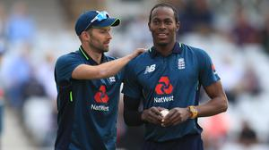 Mark Wood and Jofra Archer will both miss the series (Mike Egerton/PA)