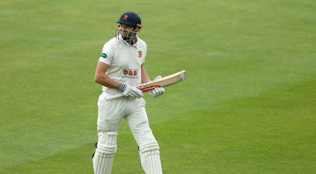 Nick Browne put Essex in a commanding position (Steven Paston/PA)