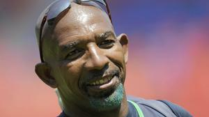 West Indies head coach Phil Simmons is wary of boredom behind closed doors (PA)