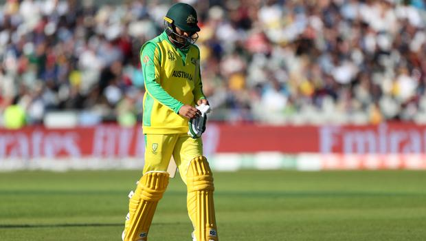 Usman Khawaja suffered an injury on Saturday (David Davies/PA)