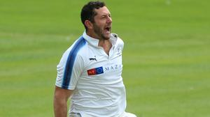 Tim Bresnan has played his last game for Yorkshire (Tim Goode/PA)