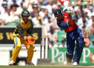Solanki in his playing days for England (Chris Young/PA)