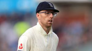 Jack Leach feared for his life when he developed sepsis (Mike Egerton/PA)