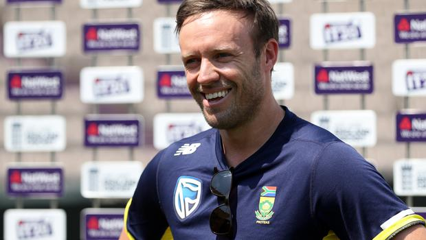 Allan Donald believes South Africa will miss AB de Villiers, pictured, at next year's World Cup (Simon Cooper/PA)