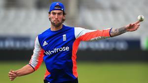 Reece Topley has endured a horrific run of injuries over the last four years (Nick Potts/PA)