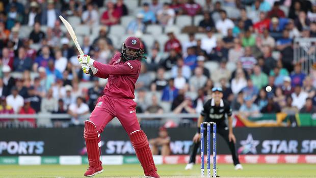 Big-hitting Chris Gayle will also be there (David Davies/PA)