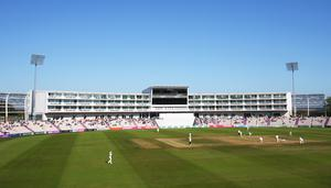The Ageas Bowl will host the first Test between England and the West Indies (Mark Kerton/PA)