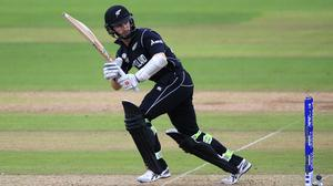Kane Williamson scored a match-high 72 for New Zealand against England