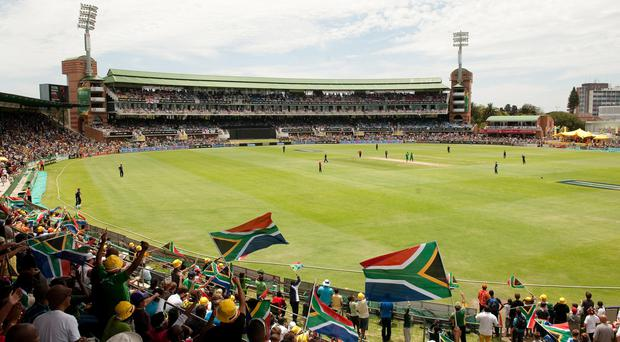 St George's Park in Port Elizabeth plays host to the third Test between South Africa and England (Gareth Copley/PA)