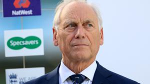 Colin Graves is set to leave his role as ECB chairman (Mike Egerton/PA)