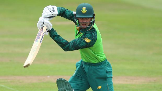 Quinton De Kock finished with 107 from 113 balls (Nigel French/PA)