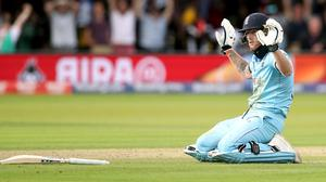 Ben Stokes was one of England's heroes (Nick Potts/PA)