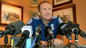 Andy Flower had a largely successful tenure as England team director (Anthony Devlin/PA)
