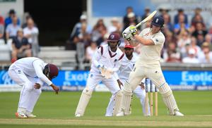 England's series against the West Indies could take place in July (Nigel French/PA)