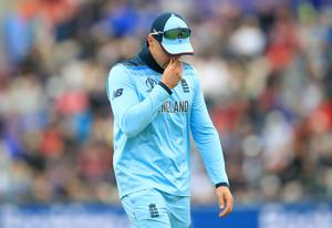 Images of Jason Roy (pictured) and Eoin Morgan sustaining injuries during England's win against West Indies caused concern, but the former returned for the win against India and captain Morgan did not miss a match (Adam Davy/PA)