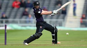 Ian Cockbain powered Gloucestershire to victory over Birmingham (Andrew Matthews/PA)