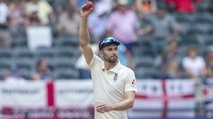 Mark Wood could be key for England's push for victory (Themba Hadebe/AP)