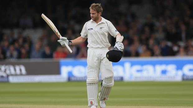 Kane Williamson gave England a masterclass in batting in New Zealand recently (Nigel French/PA)