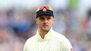 Jason Roy will trust others to decide on cricket's immediate future (Mike Egerton/PA)