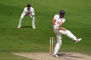 Sir Alastair Cook reached another fifty for Essex in the Bob Willis Trophy (John Walton/PA)