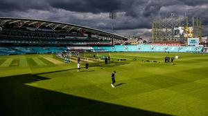 The Kia Oval is one of seven venues that will host up to 18 bowlers in return to training protocols (Steven Paston/PA)