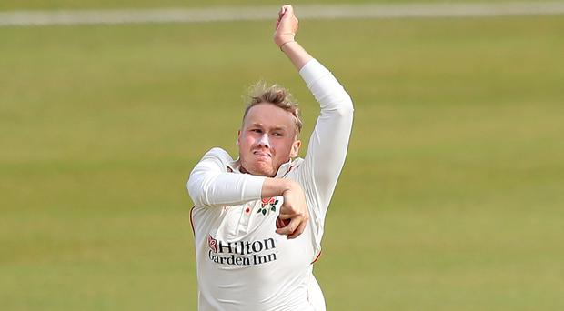 Matt Parkinson is one of a number of new faces in the England set-up (Simon Cooper/PA)