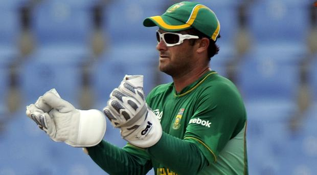 Mark Boucher is the new head coach of South Africa (Rebecca Naden/PA)
