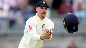 Rory Burns admits his Test place is uncertain (Nick Potts/PA)