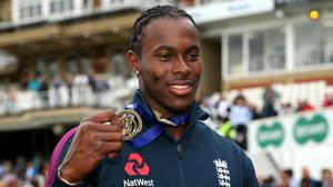 Jofra Archer admitted he has lost his World Cup winner's medal (Steven Paston/PA)