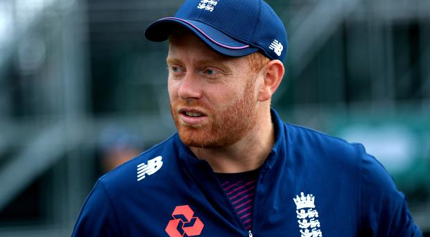 Jonny Bairstow will stay on in New Zealand (Simon Cooper/PA)