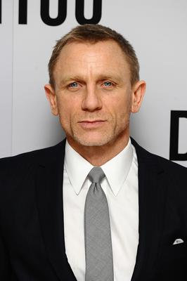 Daniel Craig starred in the film The Girl with The Dragon Tattoo (Ian West, PA)