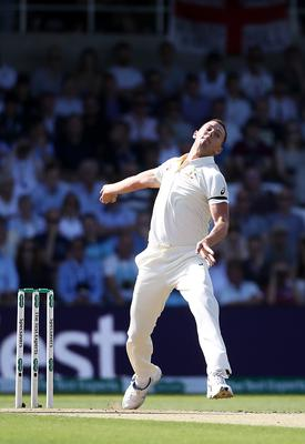 Josh Hazlewood says bowlers may have to let go of the idea of shining the ball with saliva (Tim Goode/PA)