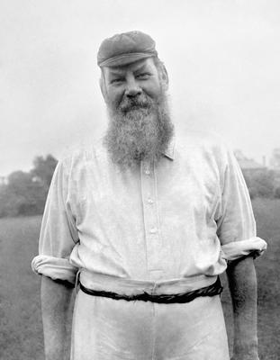 WG Grace set the template for others to follow (PA Archive)