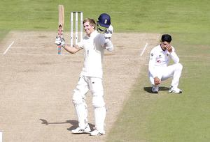 Zak Crawley made a name for himself this summer (Alastair Grant/PA)