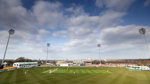Sean Jarvis has been named as the new chief executive at Leicestershire, whose Grace Road ground is pictured here (PA)