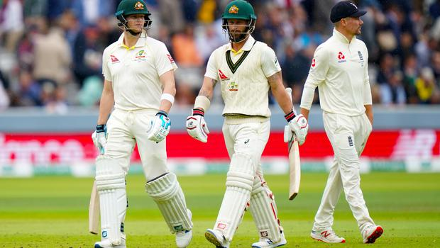 Steve Smith (left) remains England's biggest obstacle (John Walton/PA)