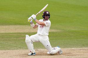 Rory Burns will represent Oval Invincibles in The Hundred (John Walton/PA)