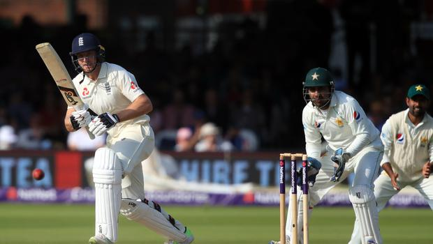 England v Pakistan – First NatWest Test – Day Three – Lord's