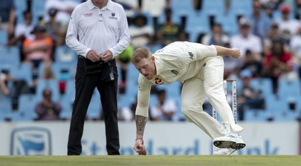 Ben Stokes and his team will need another miracle to win the First Test (AP)
