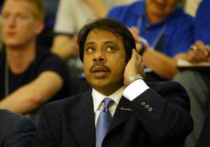 Former squash world champion Jahangir Khan went undefeated for five years (Barry Coombs/PA)