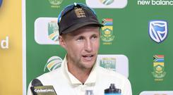 Joe Root's England have impressed in South Africa (Michael Sheehan/AP)