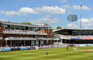 The pavilion at Lord's (Anthony Devlin/PA)