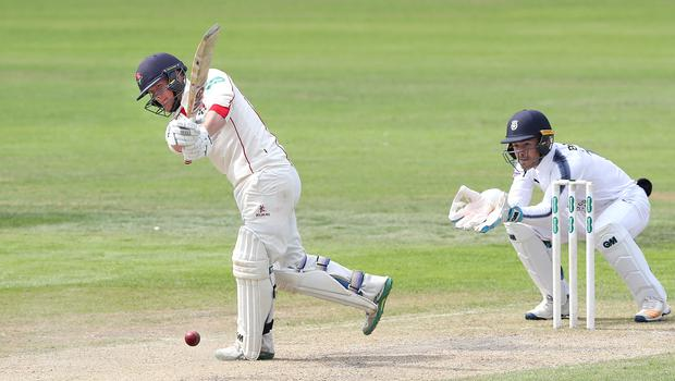 Lancashire v Hampshire – Specsavers County Cricket Championship – Division Two – Emirates Old Trafford
