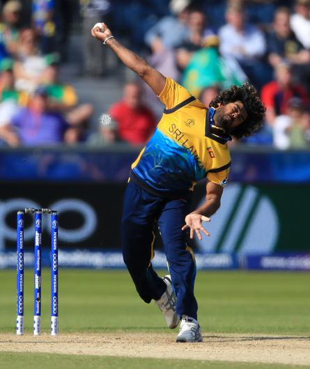 Malinga was too good for De Kock (Owen Humphreys/PA)