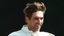 Gary Kidd took two wickets in two balls