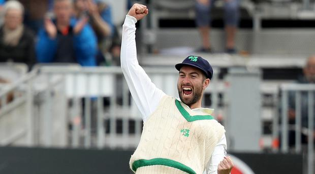 Caribbean test : Andrew Balbirnie will captain Ireland for first time against West Indies