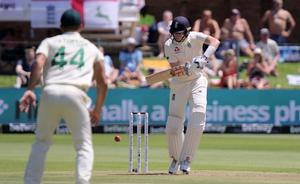 Zak Crawley is improving with England (Michael Sheehan/PA)